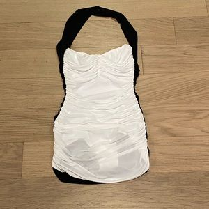 Norma Kamali vintage-style bathing suit XS NWOT